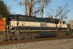 BNSF 9807
